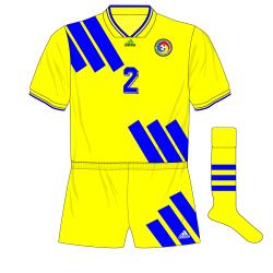 Romania-adidas-1994-home-Wales-England-friendly-Wembley-01