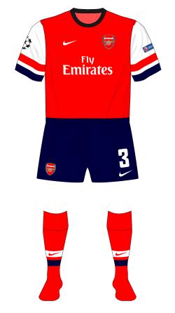 Arsenal-2013-2014-Nike-home-kit-navy-shorts-Fenerbahce-01