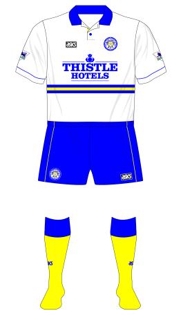 Leeds-United-1993-1994-asics-home-kit-blue-shorts-yellow-socks-Everton-01
