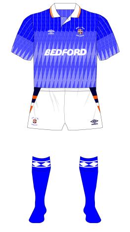Luton-Town-1989-1990-Umbro-away-kit-white-shorts-Southampton-01
