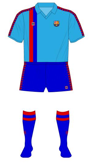 Barcelona-1991-Meyba-camiseta-blau-Manchester-United-01