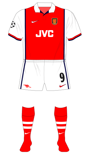 Arsenal-1998-1999-Nike-home-kit-Panathinaikos-01