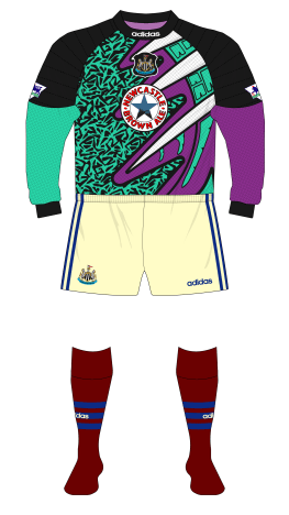 Newcastle-United-1995-1996-adidas-goalkeeper-shirt-green-purple-Hislop-01