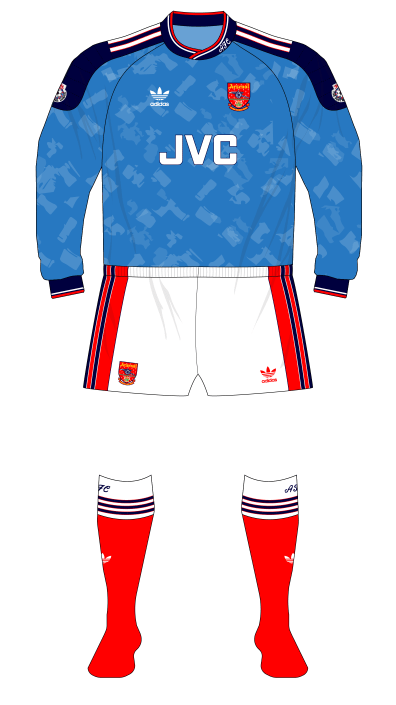 Arsenal-1991-1992-adidas-goalkeeper-shirt-blue-Seaman-Norwich-01