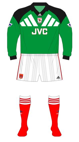 Arsenal-1992-1994-adidas-away-goalkeeper-shirt-blue-01-01