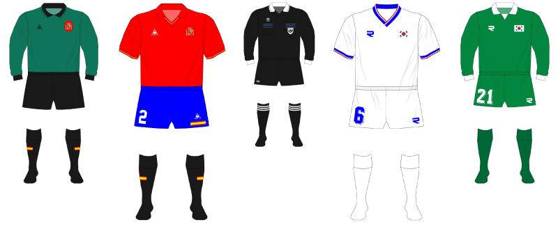 1990-World-Cup-Group-E-Spain-South-Korea-01