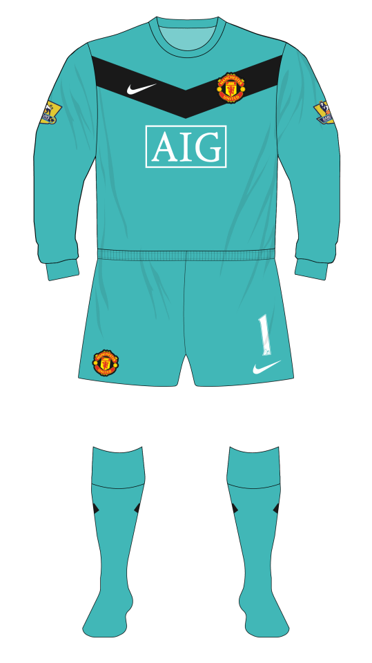 8ffe557df29 Manchester-United-2009-2010-Nike-goalkeeper-blue-green-01 – Museum ...