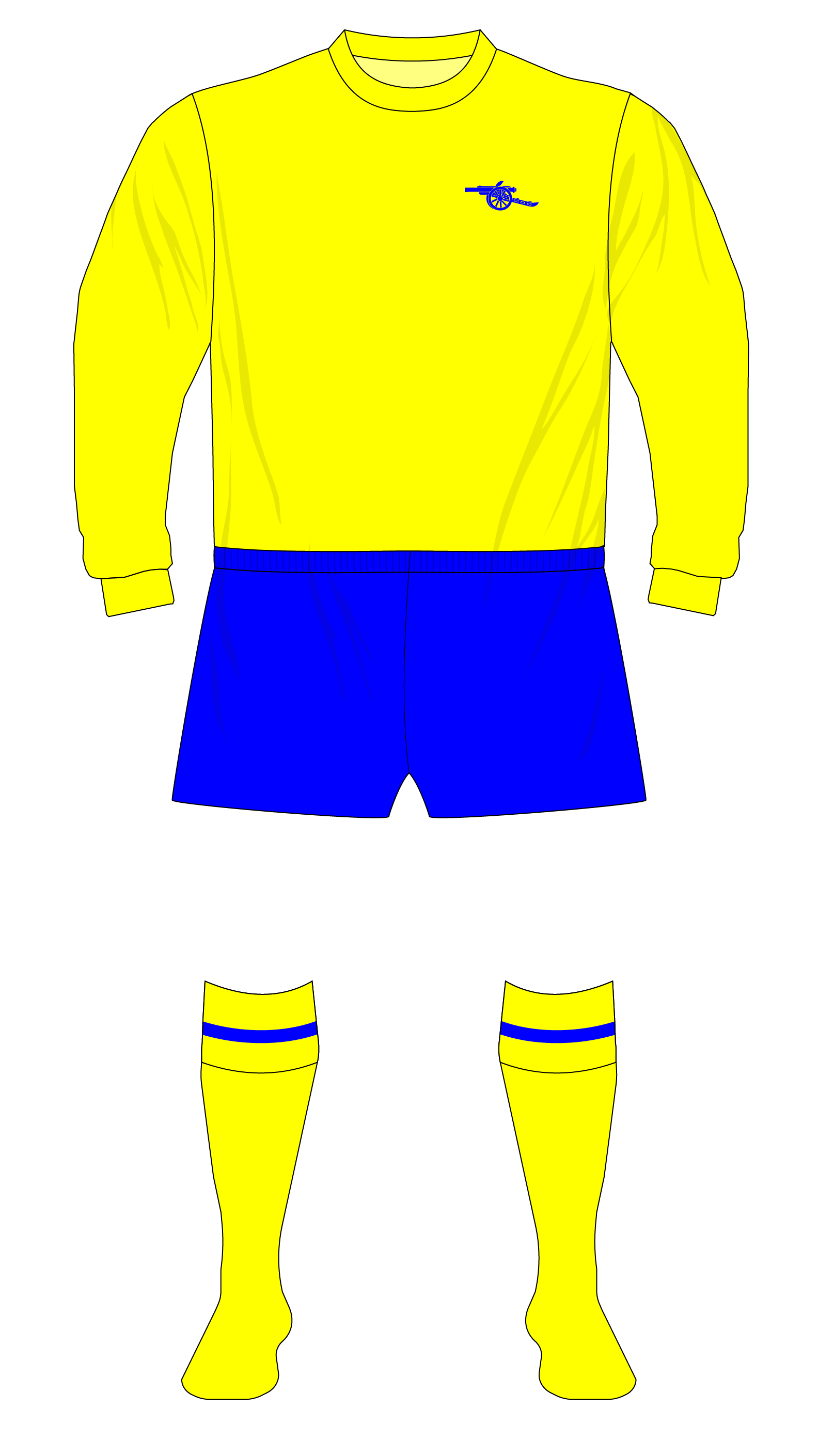 How Arsenal s return to white sleeves inadvertently led to the creation of  an FA Cup kit – Museum of Jerseys 8efc82bcf