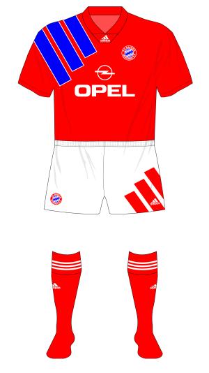 Bayern-Munich-1991-1992-adidas-heimtrikot-white-shorts-Hamburg