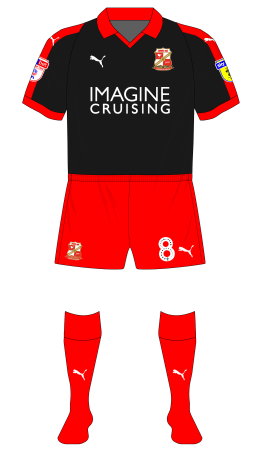 Swindon-Town-2018-2019-Puma-away-red-shorts-socks-Morecambe-01