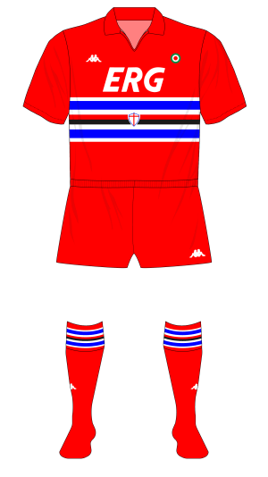 Sampdoria-1989-1990-Kappa-maglia-terzera-rosso-Grasshoppers-Mancini-01