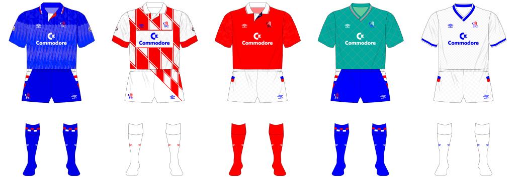 Chelsea-1990-1991