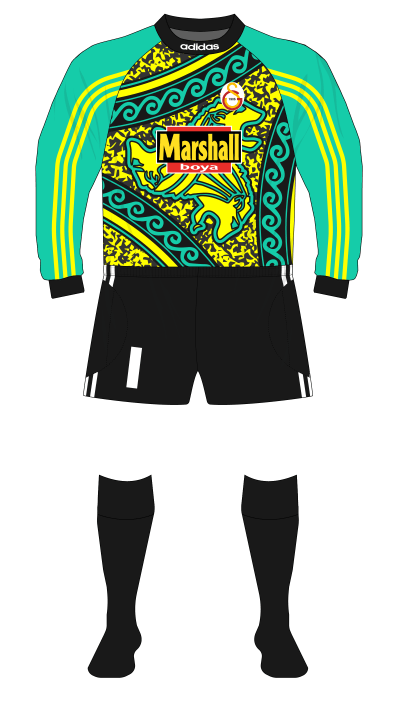 Galatasaray-1998-1999-adidas-goalkeeper-Taffarel-01