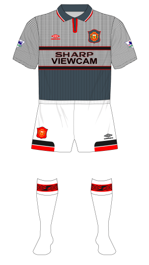 Manchester-United-1995-1996-Umbro-away-grey-white-shorts-socks-Southampton-01