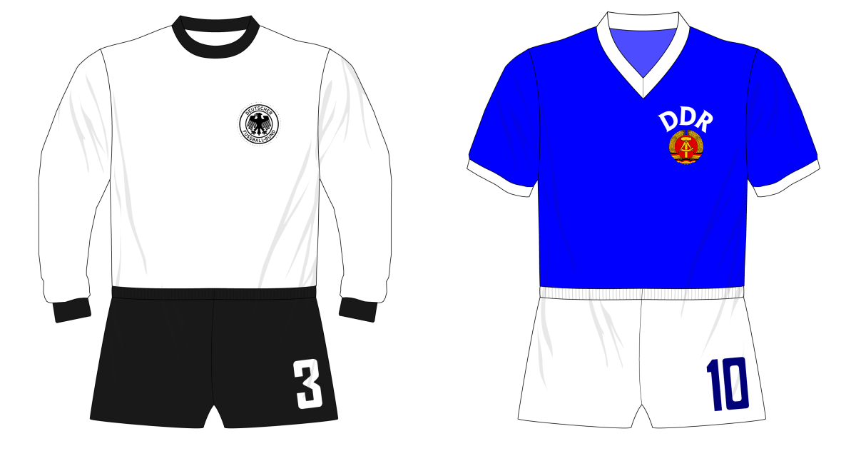 Cold War Classic, no. 10 - West Germany v East Germany, 1974