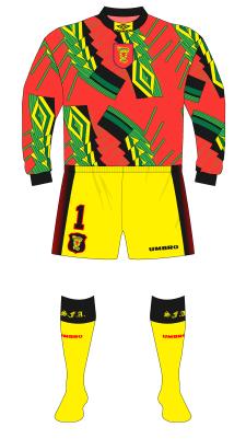 Scotland-1996-Umbro-goalkeeper-Estonia-Goram