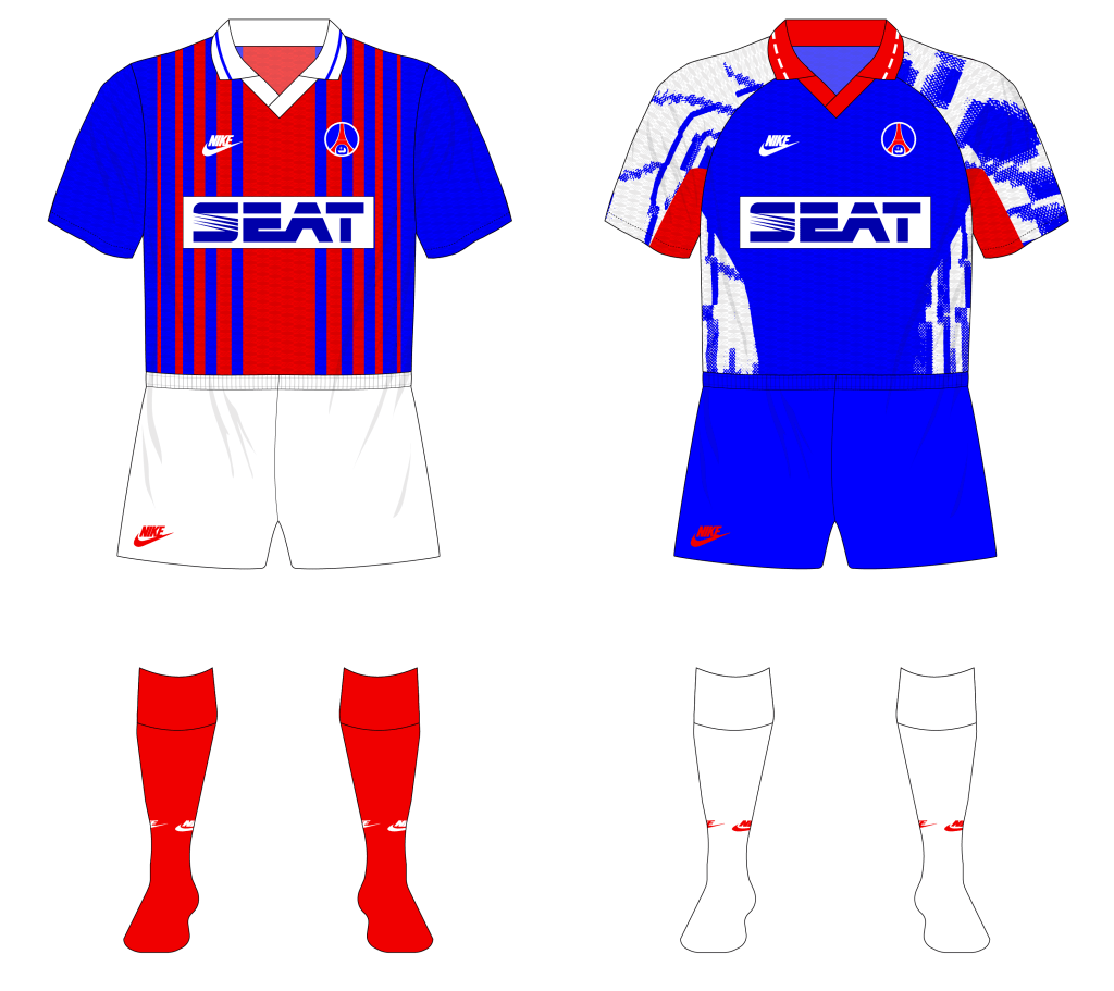 z-PSG-1994-Arsenal
