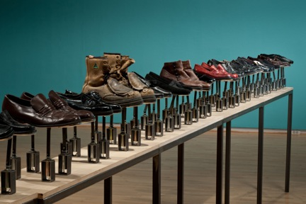 Symphony for 54 Shoes