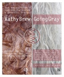 kathy brew going gray
