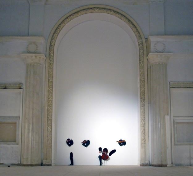 Shopot, Moscow Biennale 2015