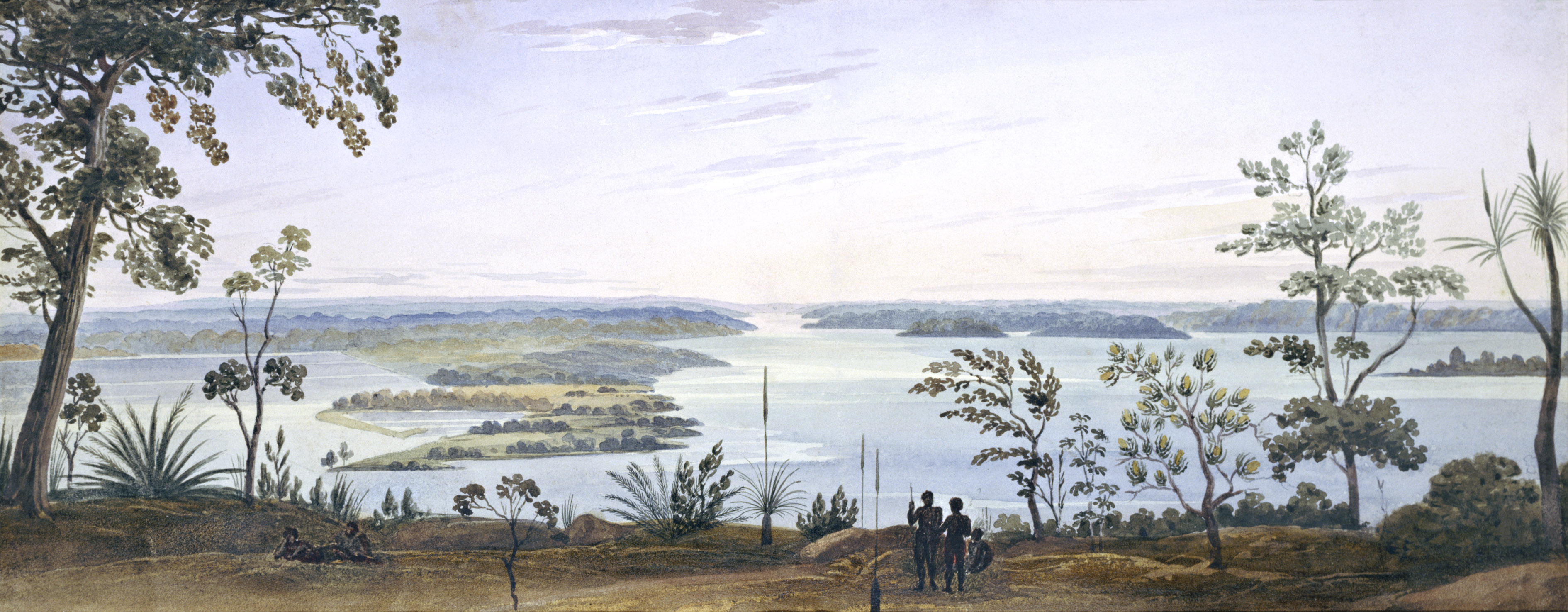 Before Perth S Aboriginal History