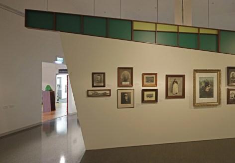 COPYRIGHT RICHARD WOTTON - Patea Museum interior 12