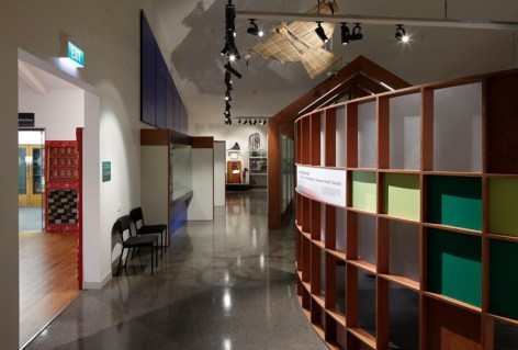 COPYRIGHT RICHARD WOTTON - Patea Museum interior 13