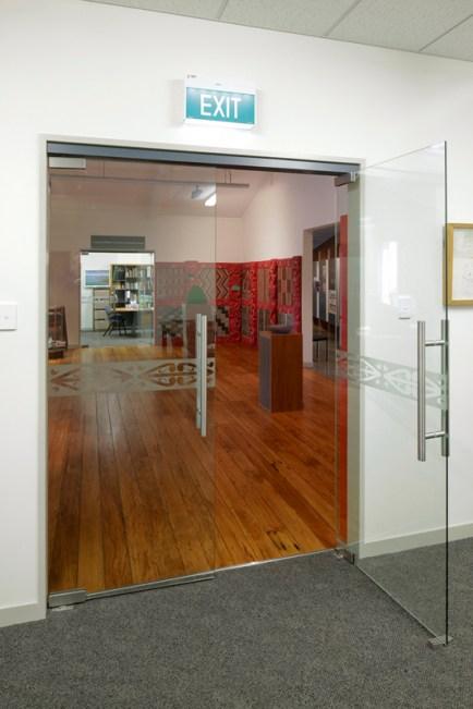 COPYRIGHT RICHARD WOTTON - Patea Museum interior 14