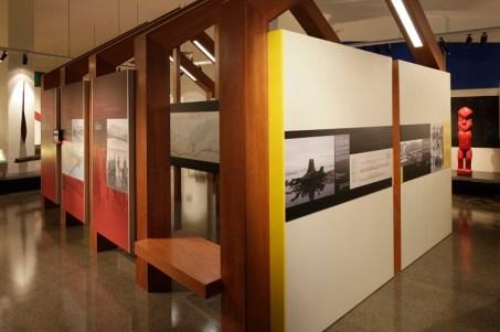 COPYRIGHT RICHARD WOTTON - Patea Museum interior 18