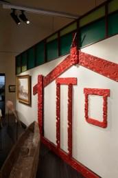 COPYRIGHT RICHARD WOTTON - Patea Museum Interior 6