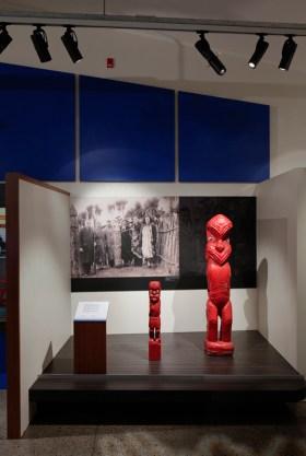 COPYRIGHT RICHARD WOTTON - Patea Museum interior 8