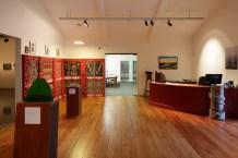 COPYRIGHT RICHARD WOTTON - Patea Museum Reception Area 1