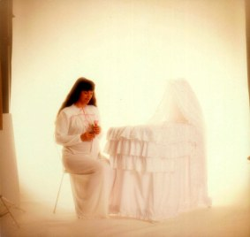 'Lady In Waiting', Marilyn, 1985, #10681