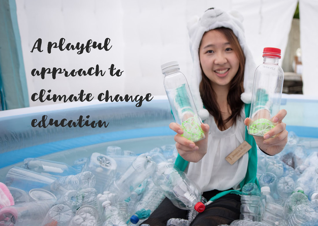 A Playful Approach to Climate Change Education