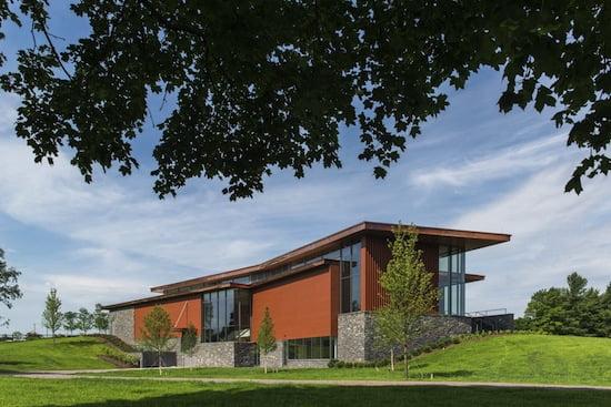 Shelburne Museum Opens Pizzagalli Center For Art And
