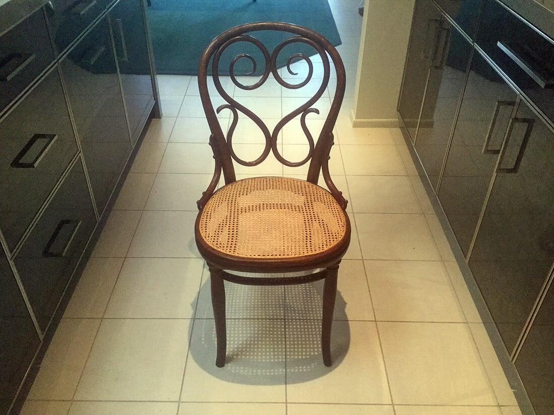 Furniture Restoration Rancho Mirage, Antique Cane Chairs