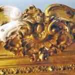 Carved Mirror Frame Restoration
