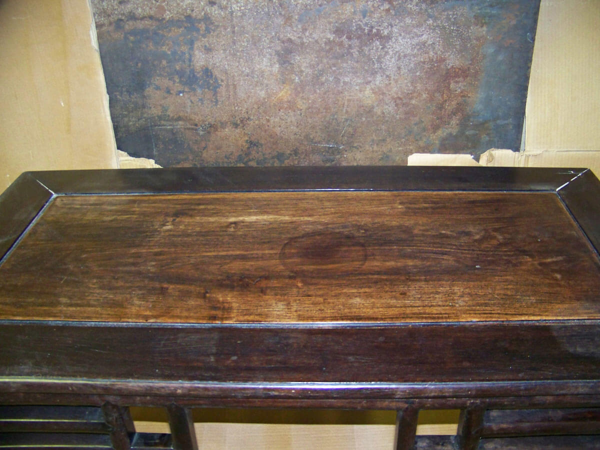 Chinese Rosewood Sitting Table Museum Quality