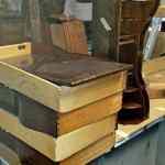 Refinished Antique Secretary Desk 03