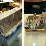 Refinished Antique Secretary Desk 08