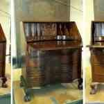 Restored Antique Secretary Desk 33