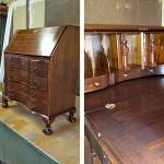 Restored Antique Secretary Desk 37