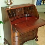 Restored Antique Secretary Desk