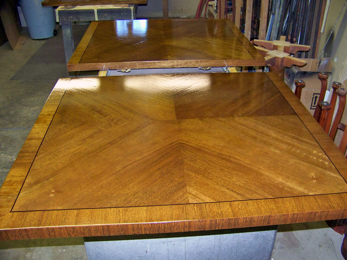 Mid Century Modern Mastercraft Table Restoration Museum Quality