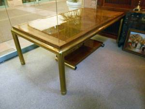 Vintage Mastercraft Table