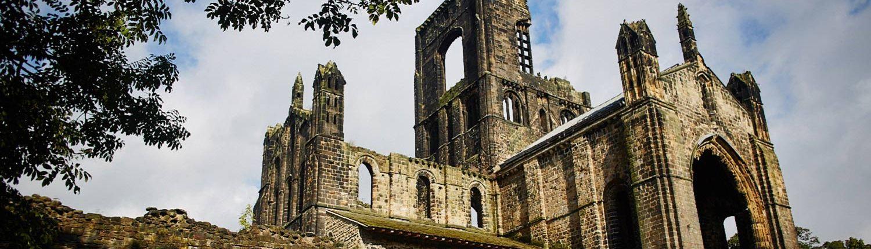 Visit at Kirkstall Abbey