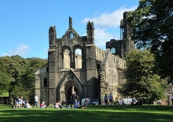 Link to Kirkstall Abbey Visit page