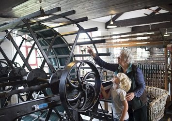 Link to Leeds Industrial Museum See and Do page