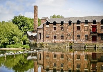 Link to Thwaite Watermill page