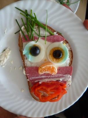 Monsterbrote: gruselig, aber lecker! (Foto: Julia Müller, Museumsdienst Köln)